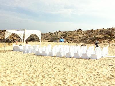 Matrimonio in spiaggia di tequila1965