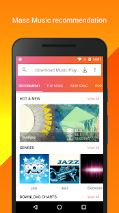 Download Mp3 Music & Free Music Downloader Capture d'écran