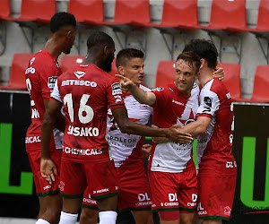 Jelle Vossen refroidit Charleroi, toujours pas de victoire pour les Zèbres