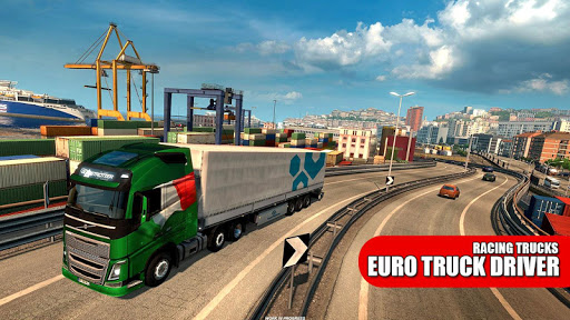 Euro American Truck Driver  Simulator 2019 captures d'u00e9cran 1