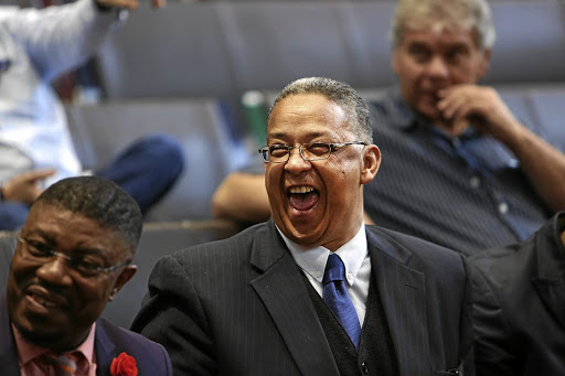 Former Ipid boss Robert McBride. Picture: THE TIMES
