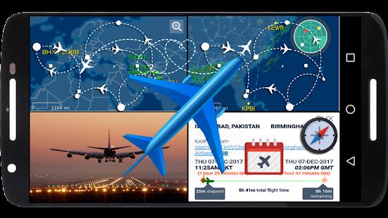 App Flight Tracker Radar: Live Air Traffic Status APK for Windows Phone