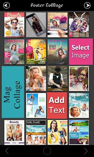Poster Photo Collage Editor  screenshots 8
