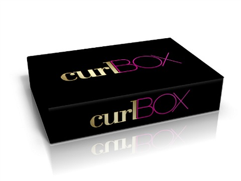 August 2012 CurlBOX
