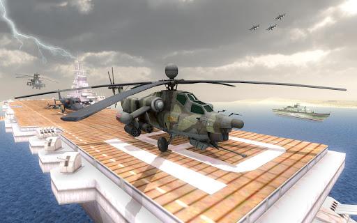 Helicopter Simulator 3D Gunship Battle Air Attack 3.19 7