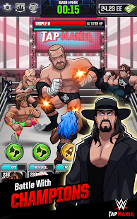 WWE Tap Mania screenshot 10
