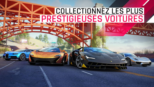 Asphalt 9: Legends - Jeu de course d'Arcade APK MOD screenshots 2