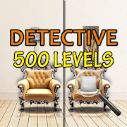 Find The Difference - Detective 500 Levels