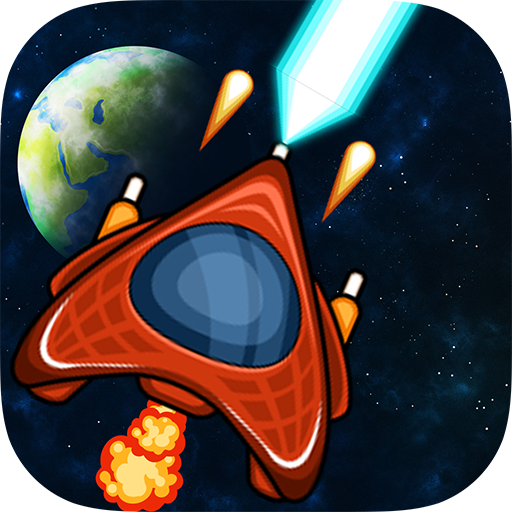Galaxy Shooter :Space Games HD