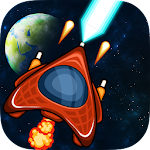 Galaxy Shooter :Space Games HD Icon