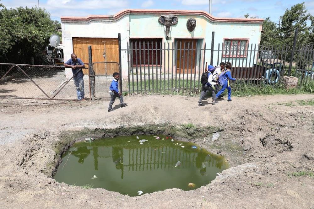 Report   Lekwa municipality an utter disaster