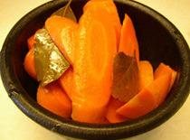 Hot Pickled Carrots Recipe