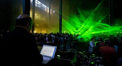 Photo: ARTFUTURA XXI - Laser - 1 - Foto: Santi Fort
