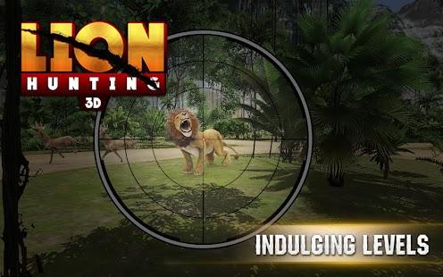 Lov Lion 2017 - náhled