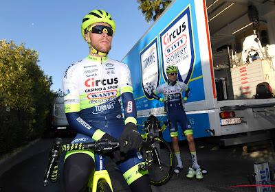 """Nederlander moest in Parijs-Camembert tevreden zijn met tweede plaats: """"Ik kon recent niet op mijn sprint trainen"""""""