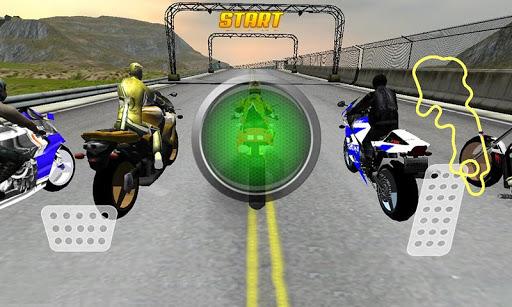 Speed hi Speed Bike Racing 3D
