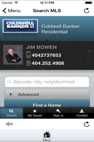 Atlanta Home Finder- screenshot