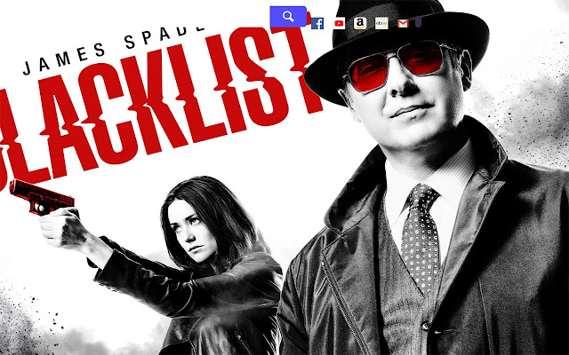 The Blacklist Wallpapers & HD Themes