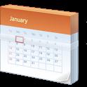 Calendar Widget Month + Agenda icon