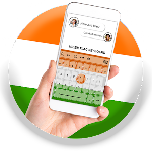 Niger Flag Keyboard - Elegant Themes APK Download for Android