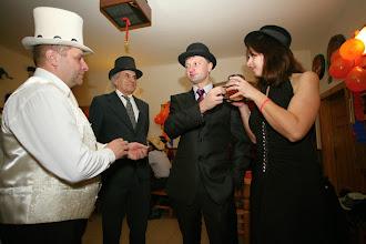 Photo: Obětoval jsem se a kvůli plesu zase pěkně přibral.