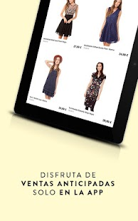 Privalia - Comprar moda online- screenshot thumbnail