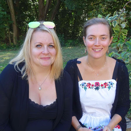 Angélique et Coralie participent au Brest Court pour soutenir L'Arche à Brest !