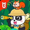 아기 팬더의 숲 속 탐험