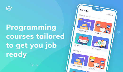 Programming Hub: Learn to Code v5.1.42 MOD APK [Unlocked] 2