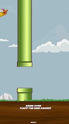 Flappy bird APK screenshot thumbnail 16