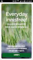 Screenshot of Innisfree