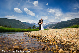 Photo: Estes Park, Colorado wedding at Moraine Park