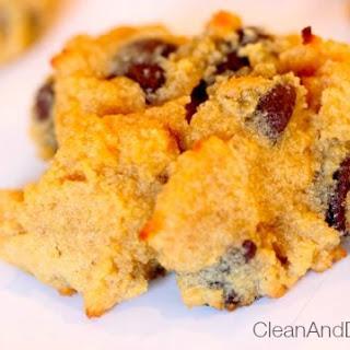 Coconut Flour Chocolate Chip Cookies (Grain + Gluten Free)