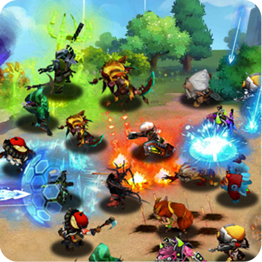 Heroes defense : Kingdom rush TD