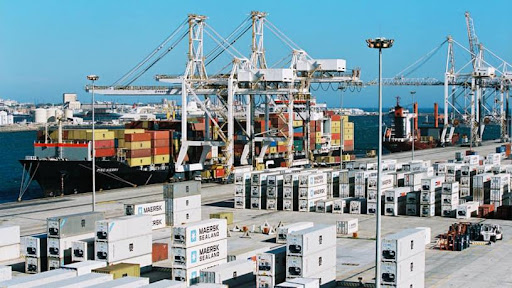Transnet confirmed it suffered a cyber attack, as Transnet Port Terminals have declared force majeure. (Image source: Transnet Facebook page)