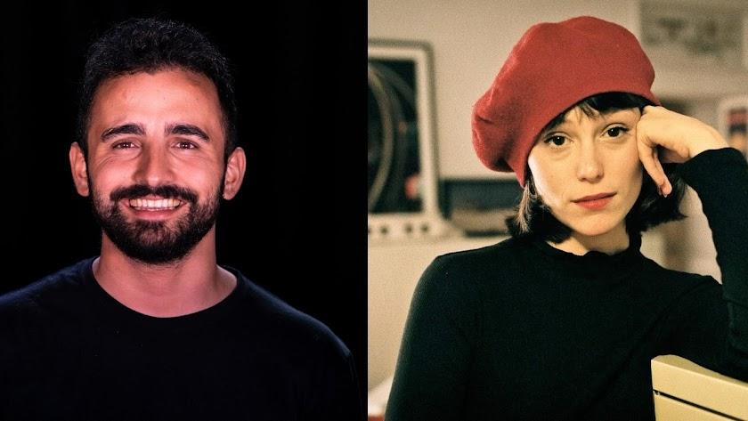 Los intérpretes Nahuel Cardozo y Carmen Peña coordinan y organizan la nueva cita teatral.