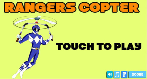 Rangers Copter Game