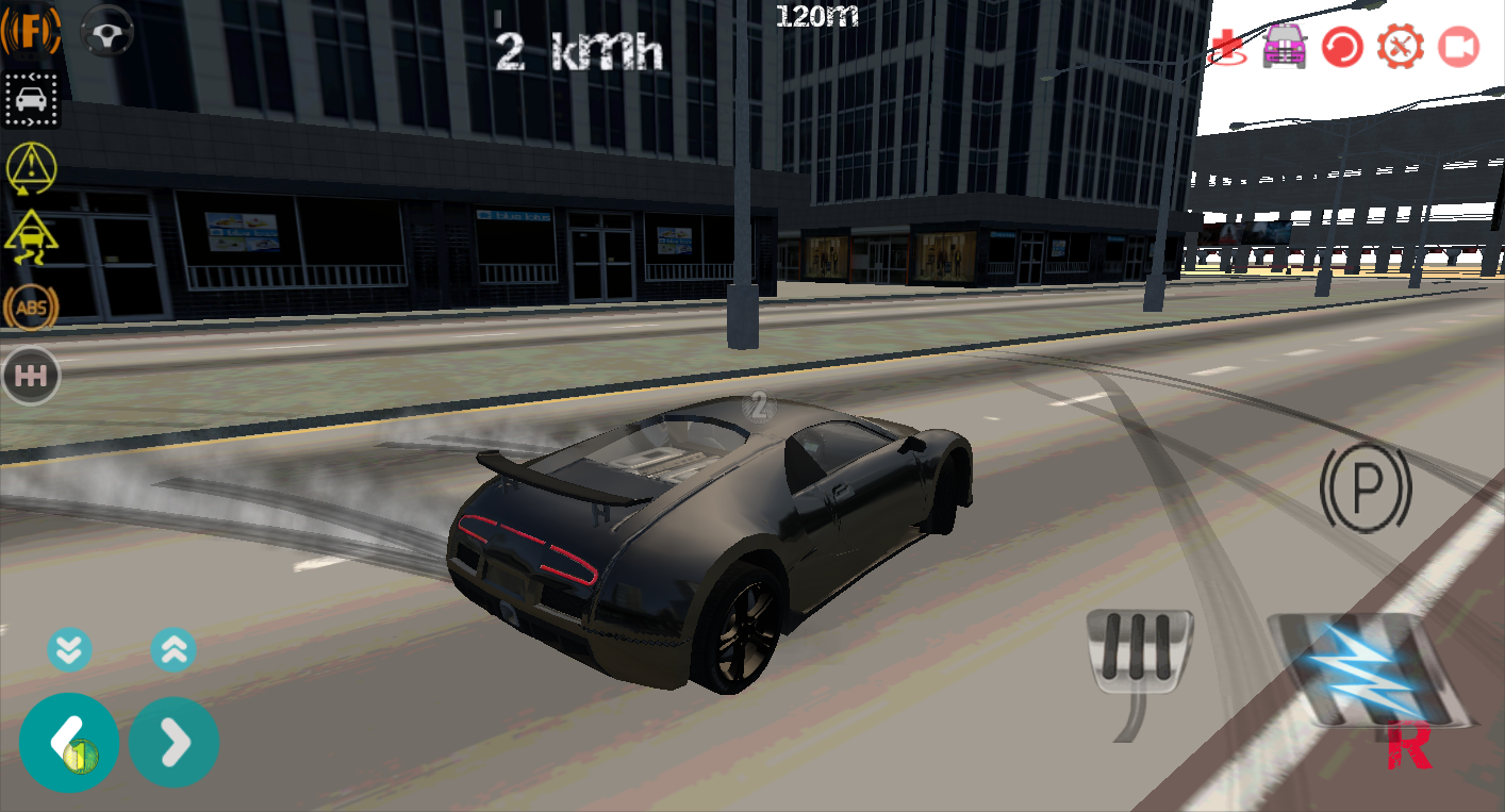 car driving simulator gt android apps on google play. Black Bedroom Furniture Sets. Home Design Ideas