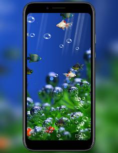 Aquarium 3D Live Wallpaper Apk 4