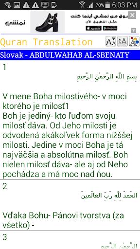 Slovak Quran