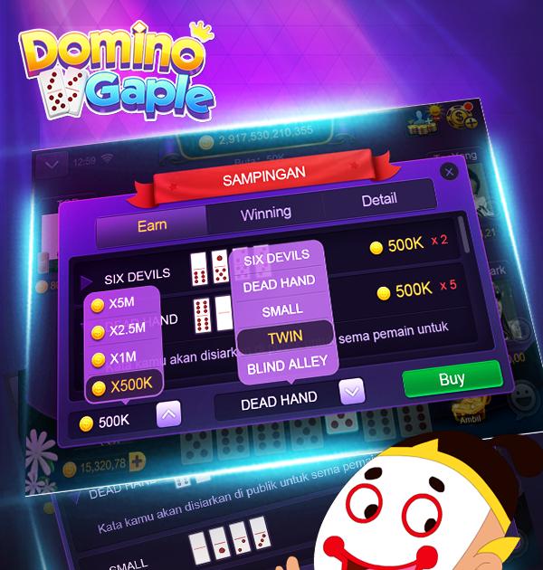 casino online betting: Recreation Domino Gaple online