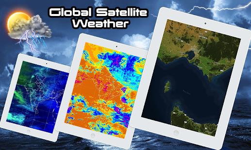 Live Global Satellite Weather Radar Earth Map App Report On - Global weather radar