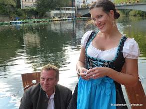"""Photo: Oktober auf dem Neckar, """"mei isch des a freid!"""""""