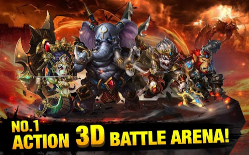 %name The Battle of Gods Apocalypse v0.14.18 Mod APK