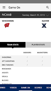 Xavier Musketeers - náhled