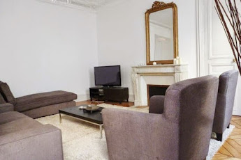 living room st germain apartment