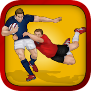 Rugby: Hard Runner