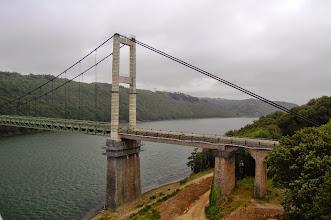 Photo: BRETANYA 2013. Antic pont de Térénez,