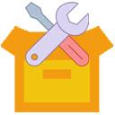 Extensions Storage Box