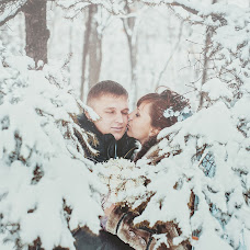 Wedding photographer Natasha Skripka (Aysna). Photo of 19.02.2015